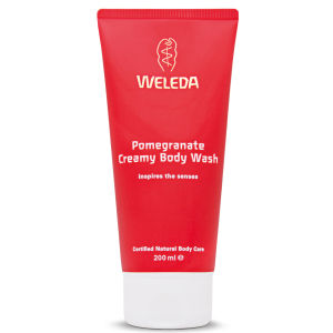 Weleda Pomegranate Creamy Body Wash (200ML)