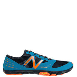 New Balance Men's MT00BO Minimus Running Shoes - Blue/Orange