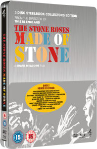 Stone Roses: Made of Stone - Steelbook Edition Limitée (+ DVD)