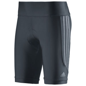 Adidas Response Short Tights - Black/Dark Onyx