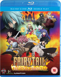 Fairy Tail Movie: Phoenix Preistess - Double Play (Bevat DVD)
