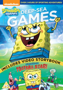 SpongeBob SquarePants: Deep-Sea Games (Bevat SpongeBob Football Star)