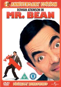 Mr. Bean: Series 1, Volume 1 - 20th Anniversary Edition