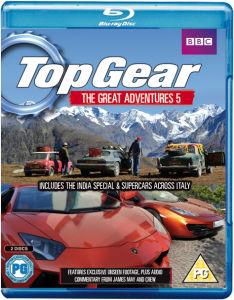 Top Gear: Great Adventures 5