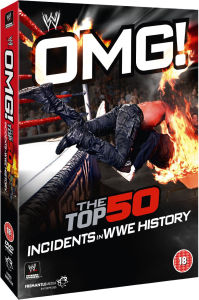 WWE: OMG - The Top 50 Incidents in WWE