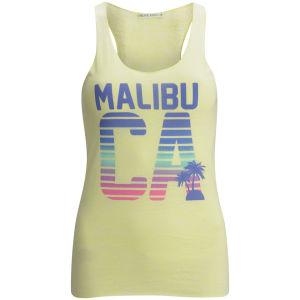 Brave Soul Women's Maui Vest - Yellow