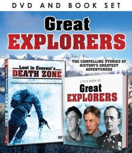 Great Explorers (Bevat Book)