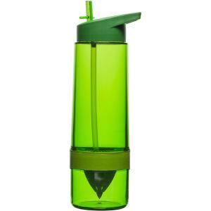 Sagaform Bottle with Squeezer - Green