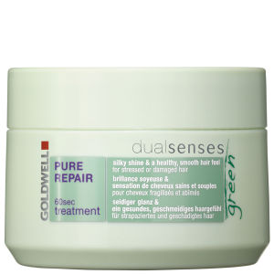 GOLDWELL DUALSENSES GREEN PURE 60SEC TREATMENT (200ML)