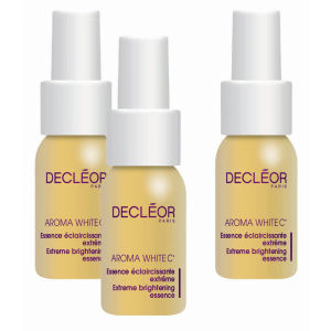 DECLÉOR Aroma White C+ Extreme Brightening Essence (3x10 ml)