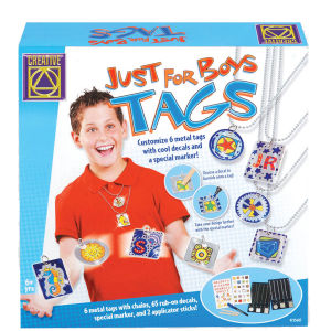 Creative Just For Boys Tags