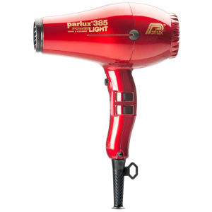 Фен для волос Parlux Powerlight 385 - Red