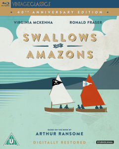 Swallows and Amazons - 40th Anniversary Special Edition