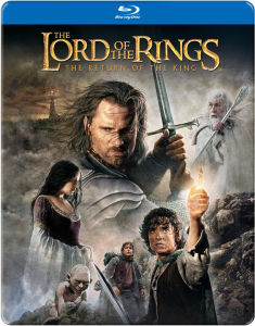 Lord of The Rings: The Return Of The King - Import - Limited Edition Steelbook (Region 1)