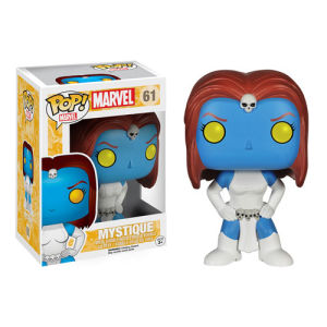Marvel X-Men Mística Pop! Vinyl Figure