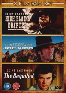 High Plains Drifter / Joe Kidd / Beguiled