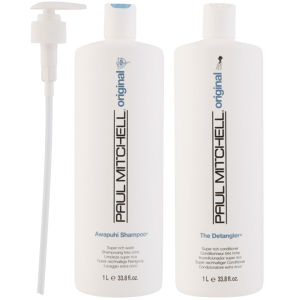 Paul Mitchell Original Litre Duo