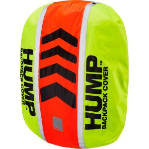 Hump Original Wasserdichter Rucksack Abdeckung- Neon Gelb / Shocking orange