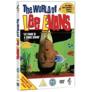 Lee Evans - The World Of