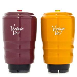 Vintage Vac: Motorised Vacuum Seal Wine Stopper Pack of 2