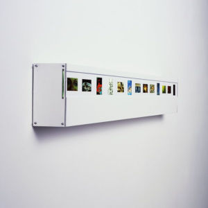 Wall Mounted Photo Slide Light with 36 Slide Spaces