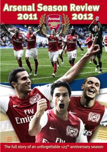 Arsenal FC - Season Review 2011/12