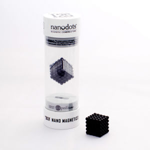 Nanodots Magnetic Constructors Galaxy Black - 125 Dots