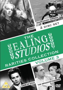 The Ealing Rarities Collection - Volume 3 (Champagne Charlie / Death Drives Through / The Impassive Footman / Frieda)