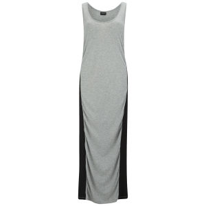 VILA Women's Southeast Maxi Dress - Grey