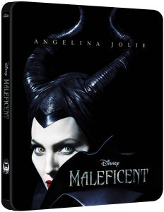 Maleficent 3D - Zavvi Exclusive Limited Edition Steelbook (Includes 2D Version) (UK EDITION)