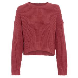 Damned Delux Women's Cesca Knitted Jumper - Rose