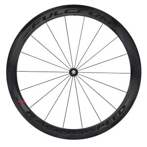 Fulcrum Racing Speed H.50 Dark Carbon Tubular Wheelset