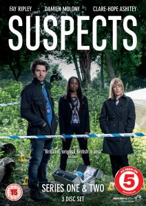 Suspects - Staffel 1 & 2