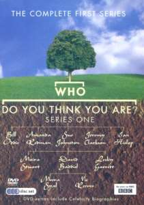 Who Do You Think You Are? - Series 1