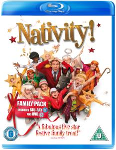 Nativity (Bevat Blu-Ray en DVD Copy)