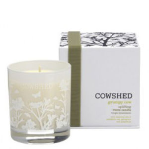 Cowshed Grumpy Cow - Uplifting Room Candle (235 g)
