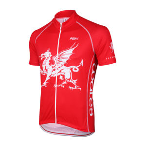PBK Wales Flag Cycling Jersey