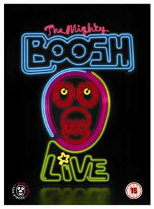 The Mighty Boosh - Live