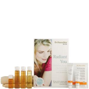 Dr. Hauschka Radiant You Sampler Set (Oily Skin)