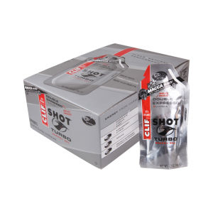 Clif Shot Double Expresso Energy Gel - Box of 24