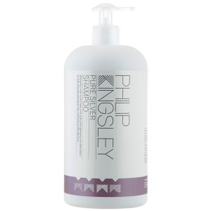 Philip Kingsley Pure Silver Shampoo(1000 ml) - (價值68.00 英鎊)