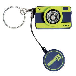Snap Fisheye Lens for Phone Cameras