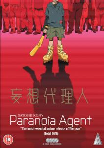 Paranoia Agent Collection
