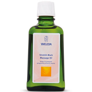 Weleda Pregnancy Body Oil (100ML)