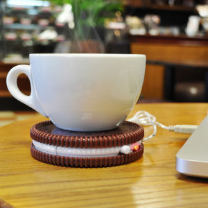 "Calentador de tazas USB ""Hot Cookie"""
