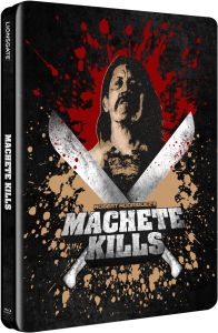 Machete Kills - Zavvi Exclusive Limited Edition Steelbook (UK EDITION)