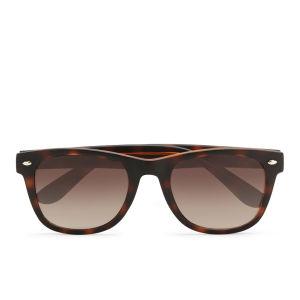 Vero Moda Women's Wayfarer Sunglasses - Tortoise Shell