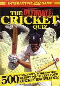 Zavvi / O2 - Ultimate Cricket Quiz
