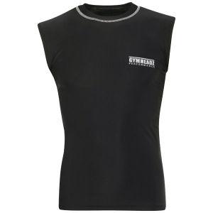Gymheadz Men's Performance Skin Range Vest Black