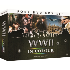 World War 2 in Colour - Gift Set
